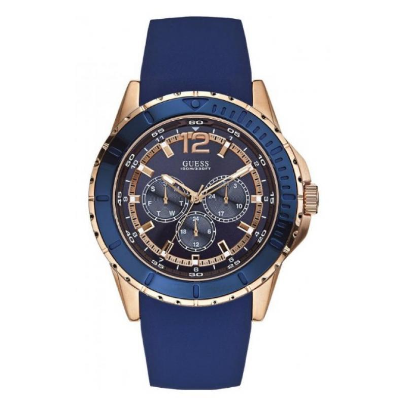 3D náhled Pánské hodinky GUESS Maverick W0485G1 022efd555f2
