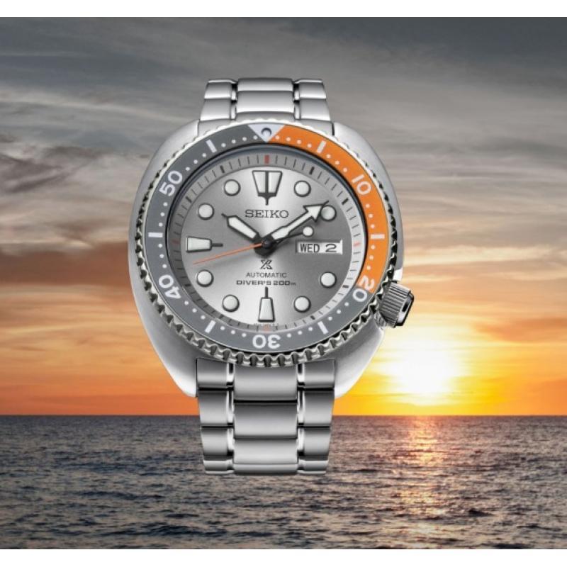 ca641e1d0 Pánské hodinky SEIKO Prospex Sea Automatic Limited Edition 2018 SRPD01K1 ...