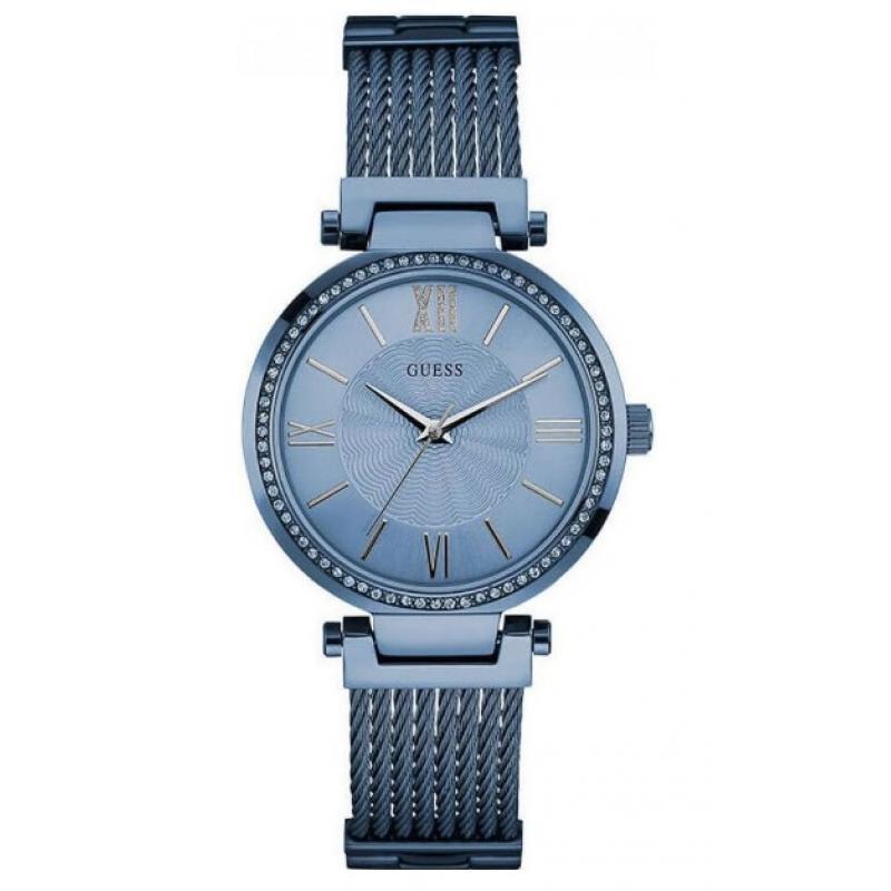 3D náhled Dámské hodinky GUESS Soho W0638L3 3814401449