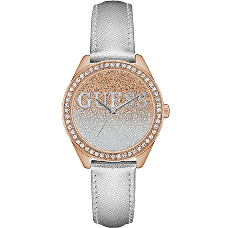 3D náhled Dámské hodinky GUESS Glitter W0823L7 7f3a2181b03