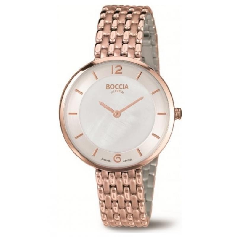 96e9a21f54 3D náhled Dámské hodinky BOCCIA TITANIUM 3244-06
