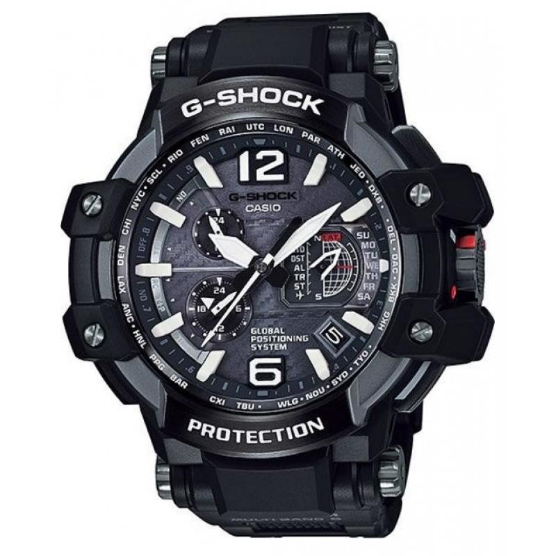 3D náhled Pánské hodinky CASIO G-SHOCK Gravitymaster GPW-1000FC-1A a378aaefd80
