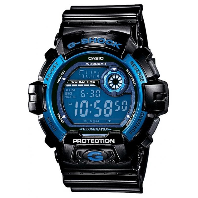 3D náhled Pánské hodinky CASIO G-shock G-8900A-1 e8bd88c2c55