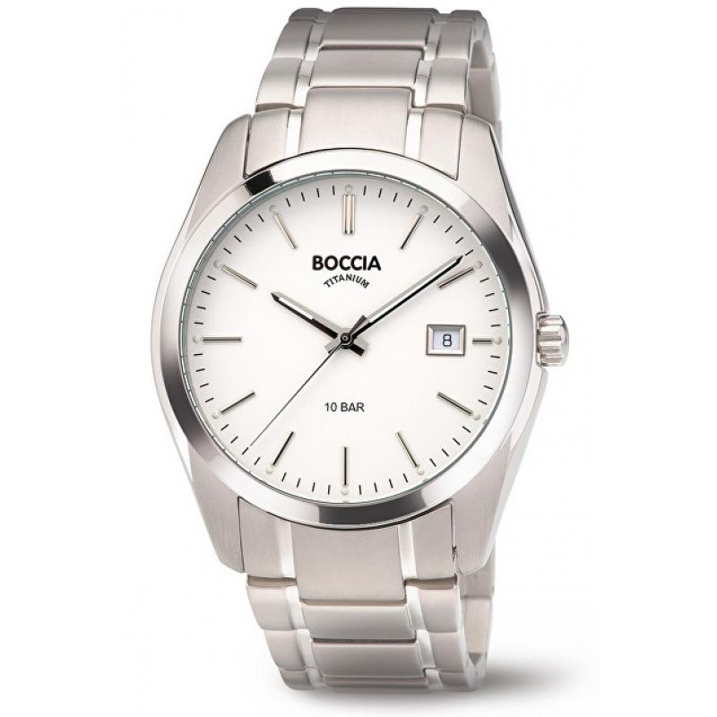 3D náhled Pánské hodinky BOCCIA TITANIUM 3608-03 79b2d31142