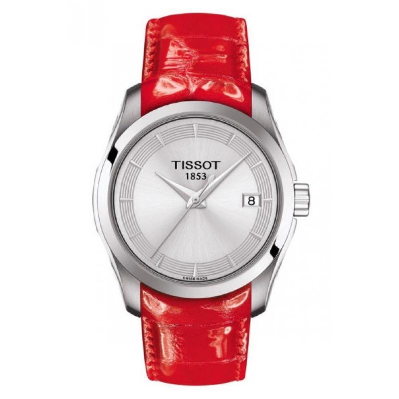 b6ebc9605d Dámské hodinky TISSOT Couturier T035.210.16.031.01