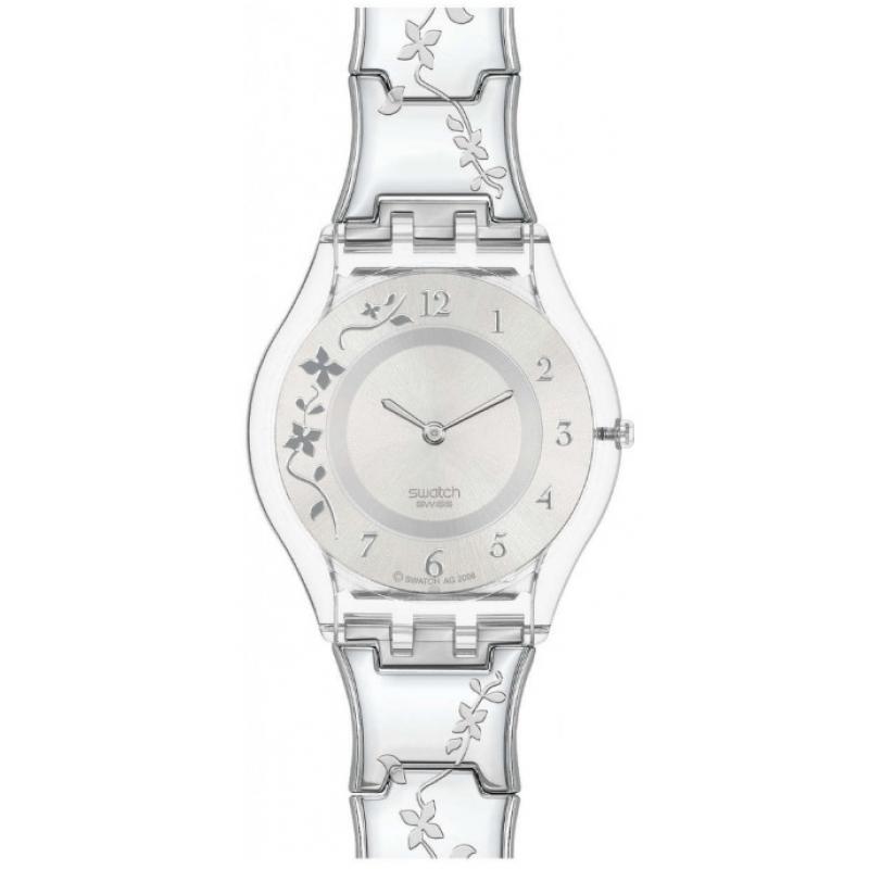 3D náhled Dámské hodinky SWATCH Climber Flowery SFK300G 4de53ae5290