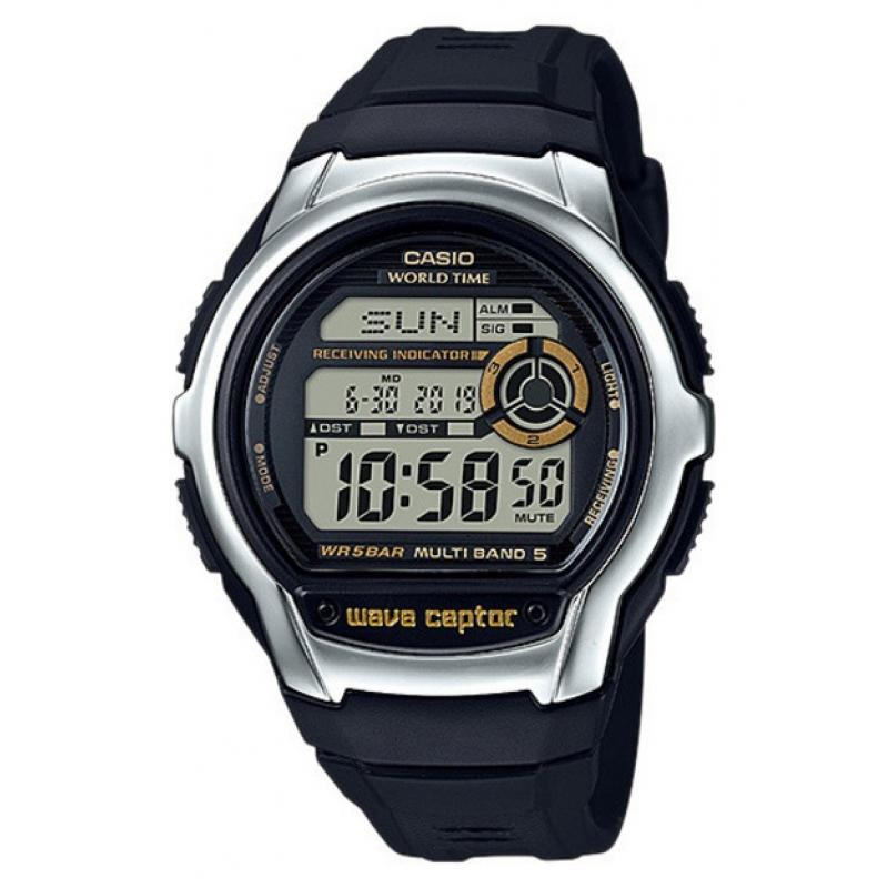 3D náhled Pánské hodinky CASIO WV-M60-9A de0c88d68ac