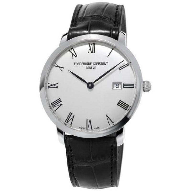 680823ec9dd 3D náhled Pánské hodinky FREDERIQUE CONSTANT Slimline Automatic FC-306MR4S6