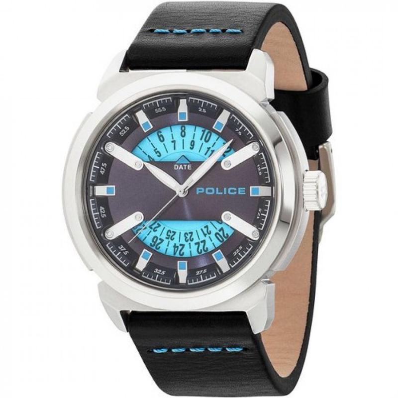 3D náhled Pánské hodinky POLICE Date PL14544JS 03 f1d90efb1c