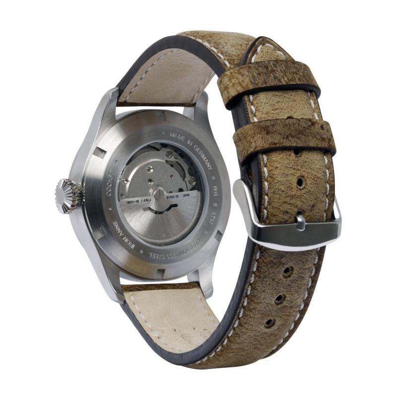 Pánské hodinky JUNKERS Automatic 5164-3 ... 51f01bd967