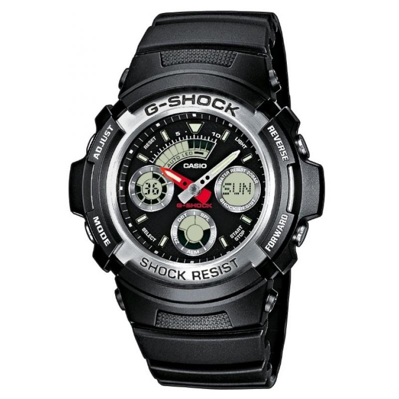 3D náhled Pánské hodinky CASIO G-SHOCK AW-590-1A 900ae49879