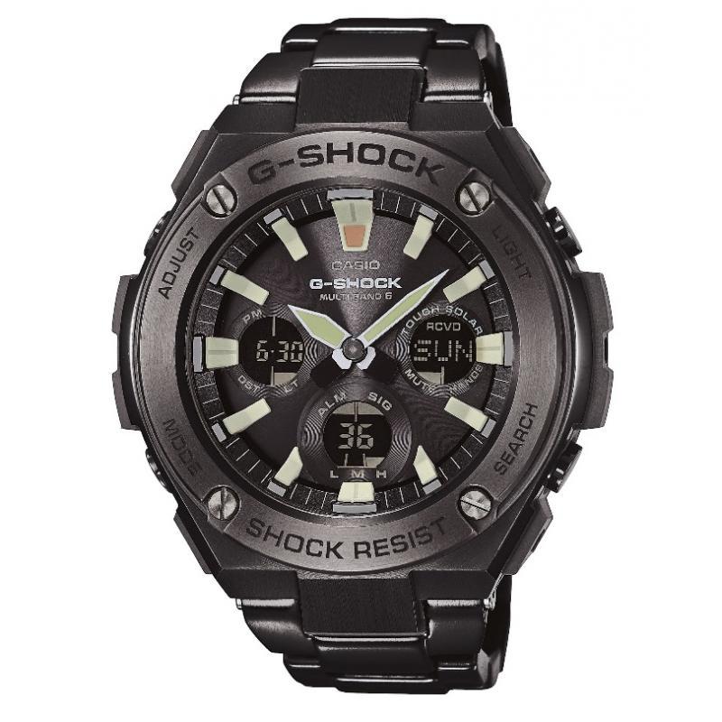330040d30 Pánské hodinky CASIO G-SHOCK G-Steel GST-W130BD-1A | Klenoty-buráň.cz