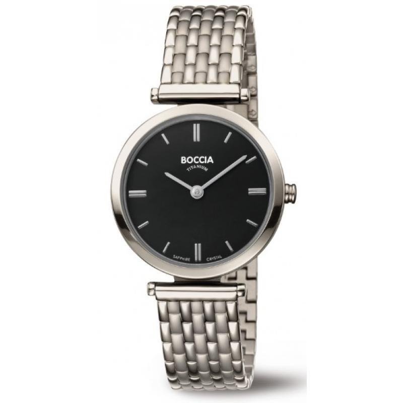 3D náhled Dámské hodinky BOCCIA TITANIUM 3253-04 3bfa3c1d70