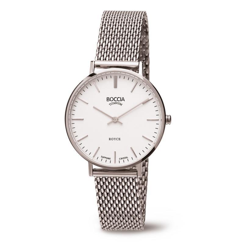 3D náhled Dámské hodinky BOCCIA TITANIUM 3246-06 8ff2d683a4f