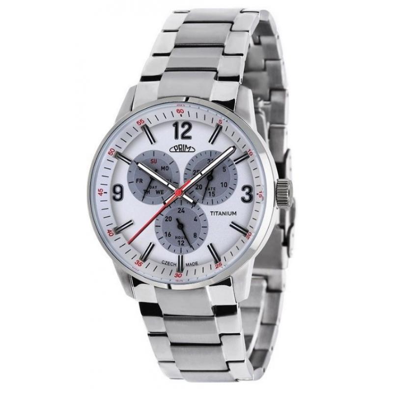 484ebcb50 Pánské hodinky PRIM Sport Titanium W01C.13051.A | Klenoty-buráň.cz