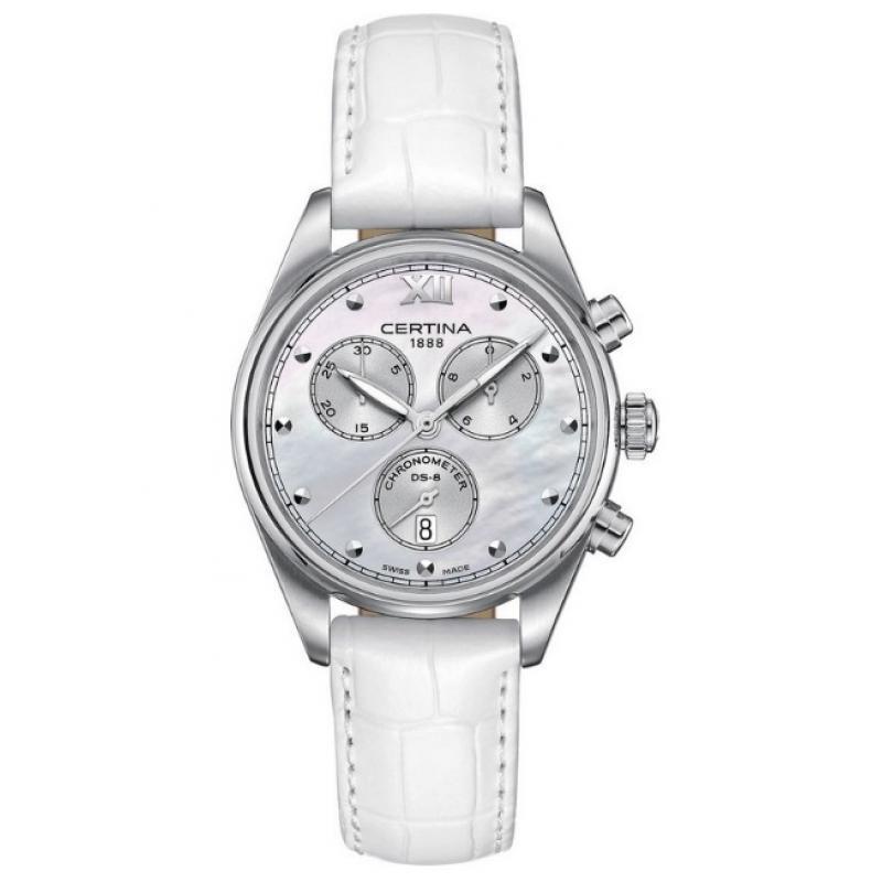 36950de0e06 3D náhled Dámské hodinky CERTINA DS-8 Chronometer C033.234.16.118.00