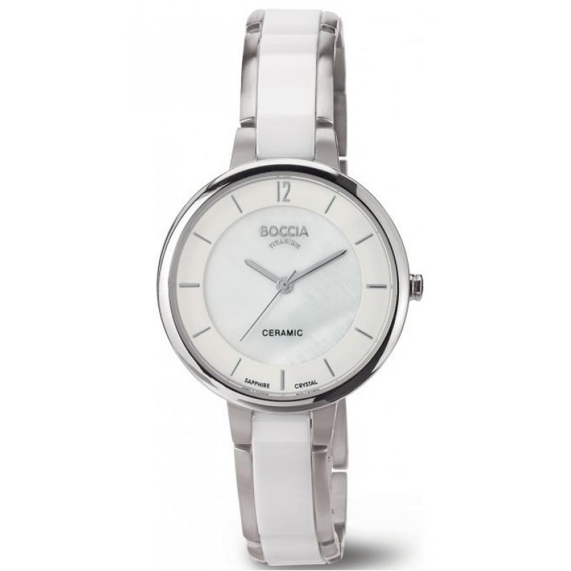 3bd545fc4f5 Dámské hodinky BOCCIA TITANIUM 3236-01