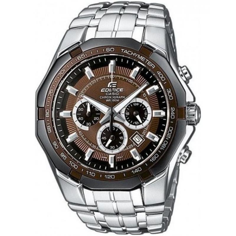 3D náhled Pánské hodinky CASIO Edifice EF-540D-5A 84c488f1a0