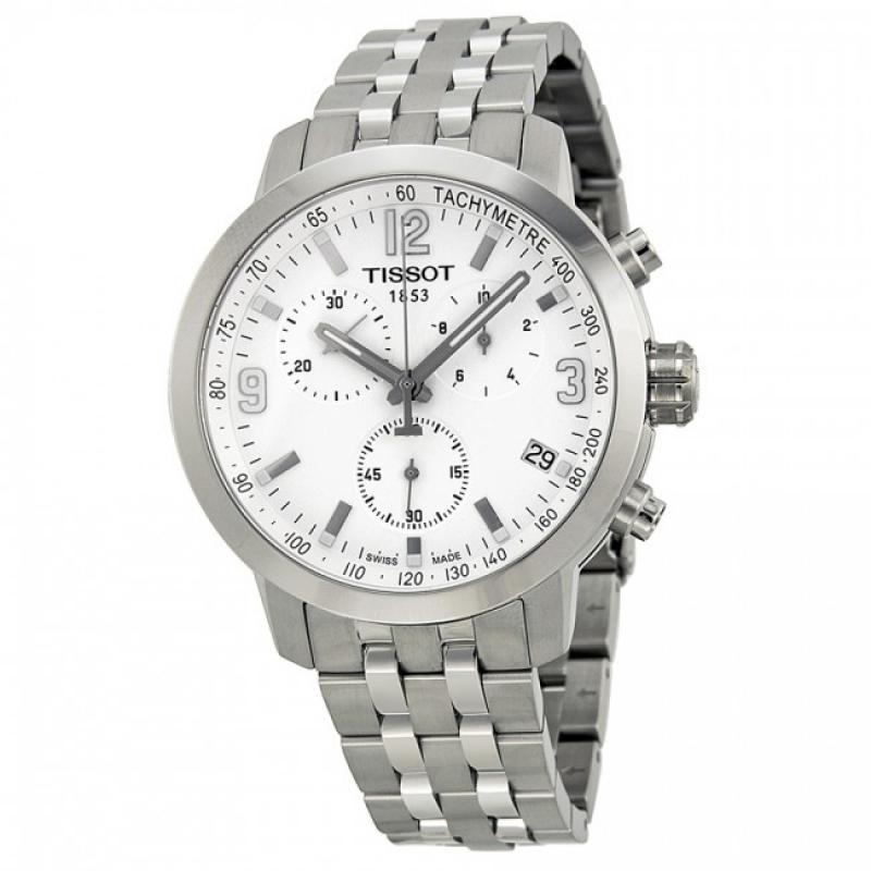 Pánské hodinky TISSOT PRC 200 Chrono T055.417.11.017.00 ... d1d2852610