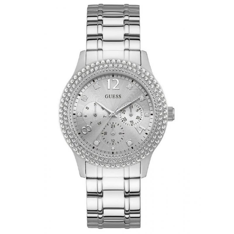 Dámské hodinky GUESS Bedazzle W1097L1  f38296390e0