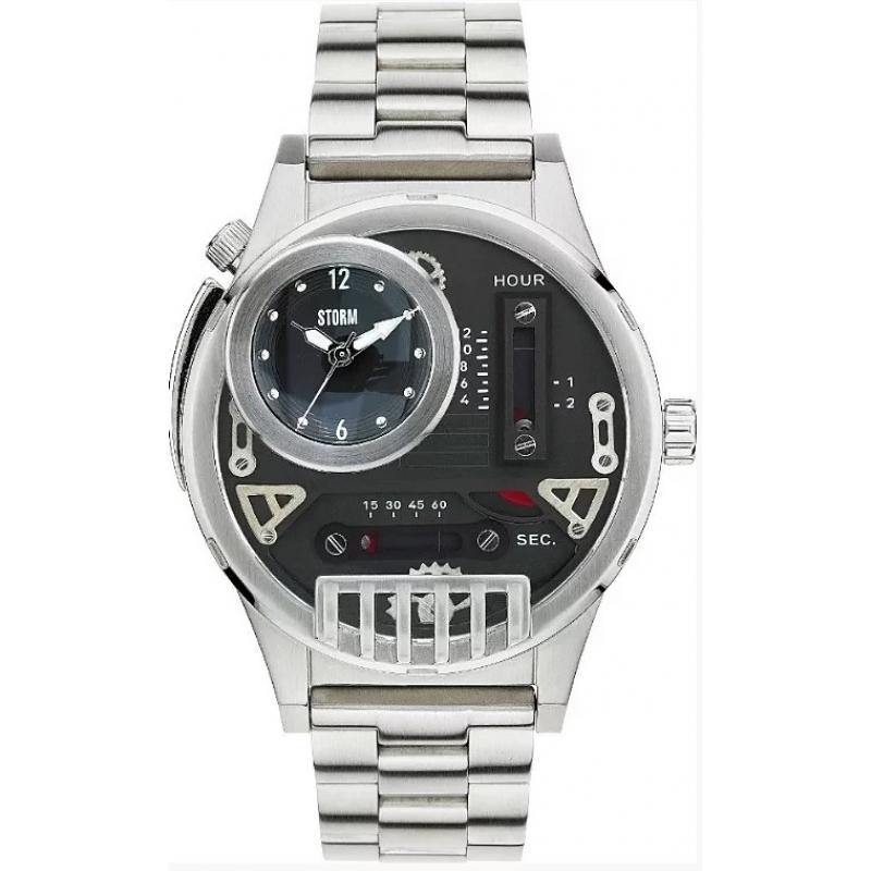 3D náhled Pánské hodinky STORM Hydroxis BK Special Edition 47237 BK e06353a4ee
