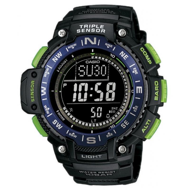 Pánské hodinky CASIO SGW-1000-2B  c40d1903dd