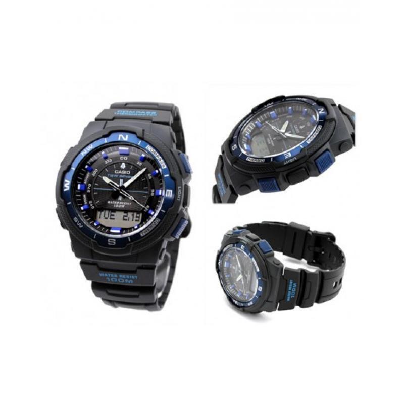 19d902d6abd ... Pánské hodinky CASIO SGW-500H-2B ...