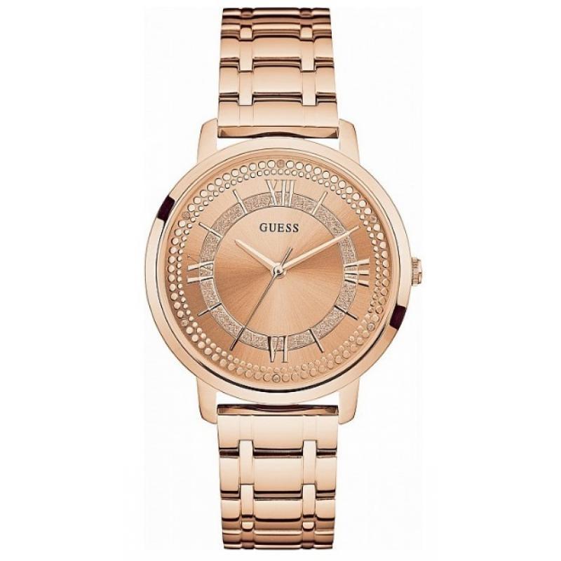7480e428ad7 3D náhled Dámské hodinky GUESS Montauk W0933L3