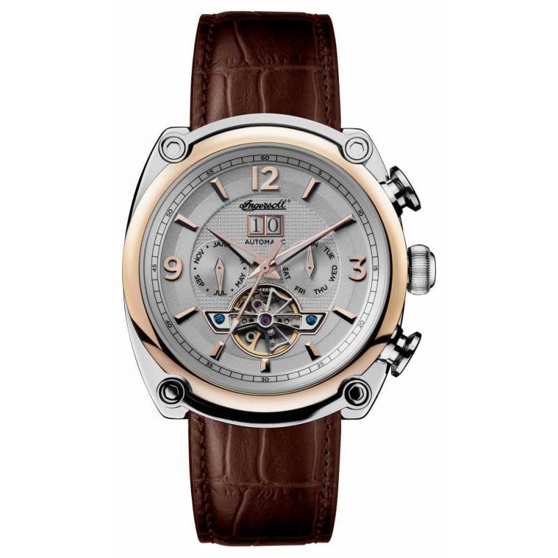 3D náhled Pánské hodinky INGERSOLL The Michigan Automatic I01103 f96613e42b0