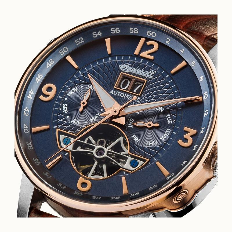 9f1ebbc8e Pánské hodinky INGERSOLL The Grafton Automatic I00703 | Klenoty-buráň.cz