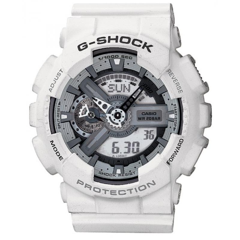 3D náhled Pánské hodinky CASIO G-shock GA-110C-7A 0689a524f24