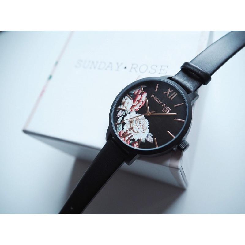 Dámské hodinky JVD Sunday Rose Vintage SUN-S05 ... b014e3ebc7