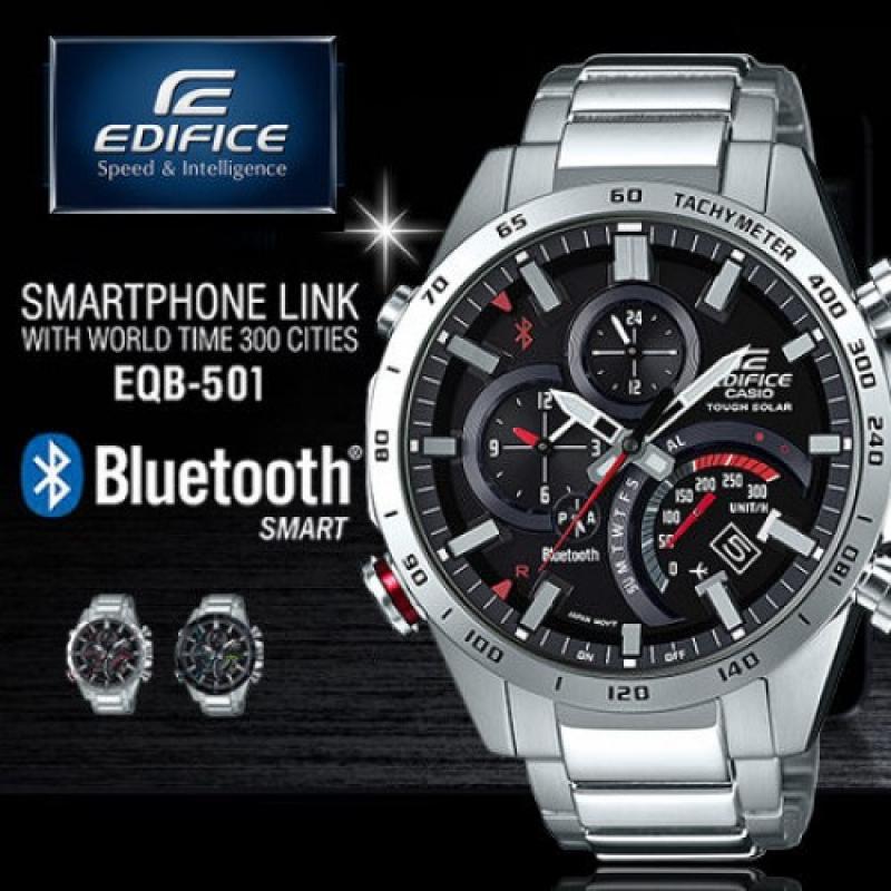 Pánské hodinky CASIO Edifice Tough Solar Bluetooth EQB-501XD-1A ... f42a3d11a9e