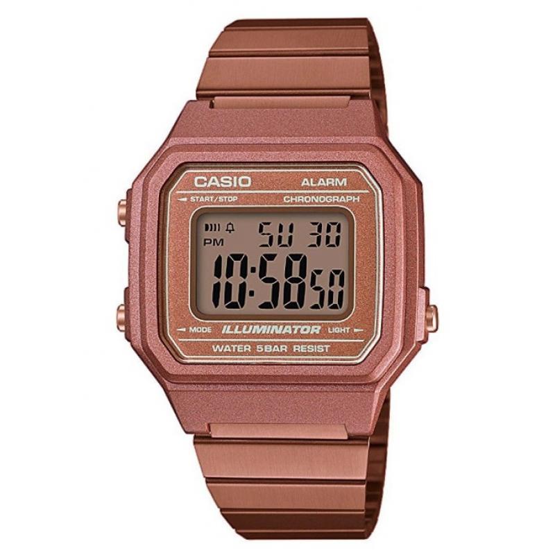 5c74746b5ab 3D náhled Pánské hodinky CASIO Collection B-650WC-5A