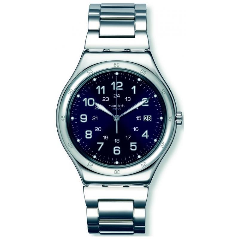ead6d93c58c 3D náhled Pánské hodinky SWATCH Blue Boat YWS420G