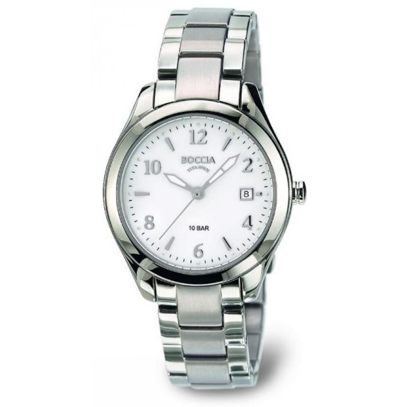 f454382556d 3D náhled Dámské hodinky BOCCIA TITANIUM 3224-01