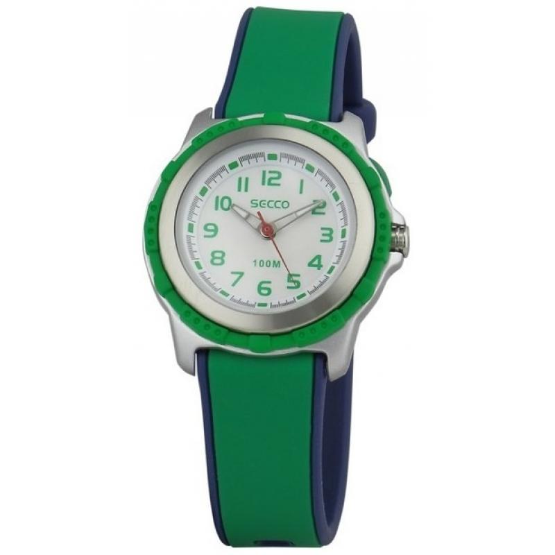 c19d2529aa2 Dětské hodinky SECCO S DOE-004