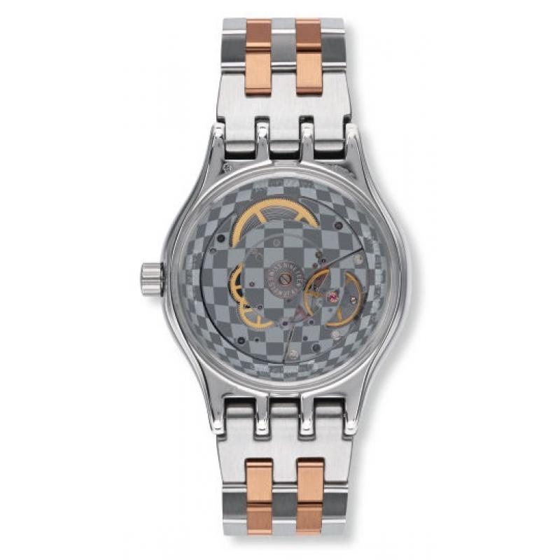 1198ee79371 Pánské hodinky SWATCH Sistem Tux YIS405G