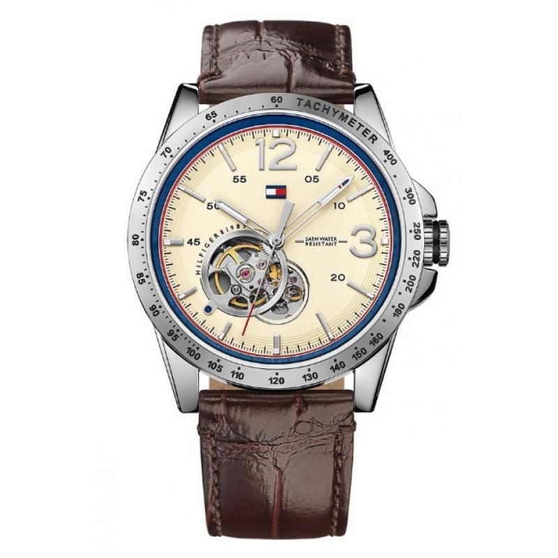 3D náhled Pánské hodinky TOMMY HILFIGER Automatic 1791254 288a2fe16b7