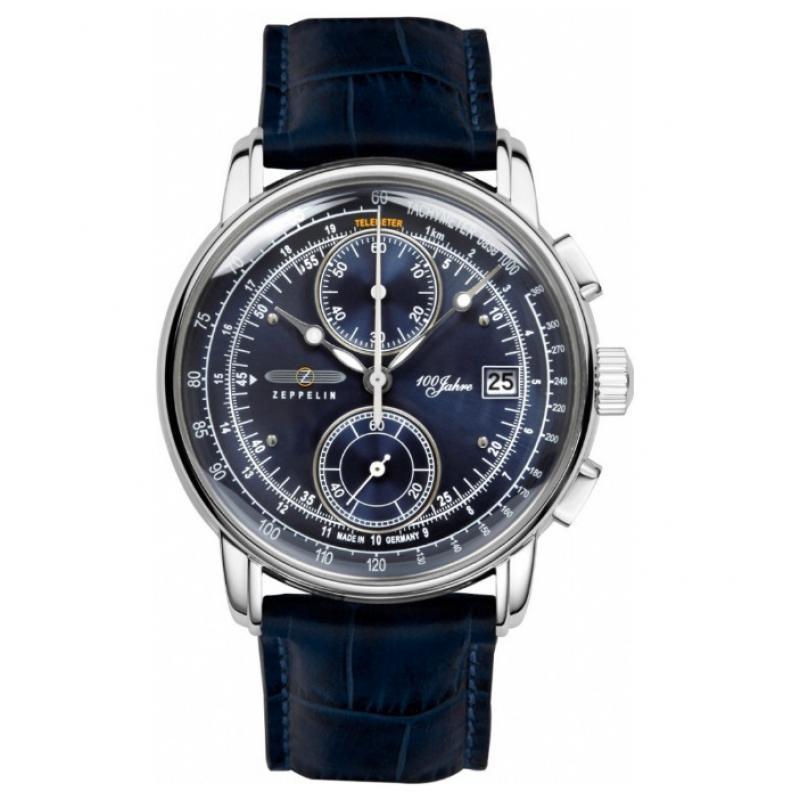 07050b50710 Pánské hodinky ZEPPELIN 100 Years 8670-3
