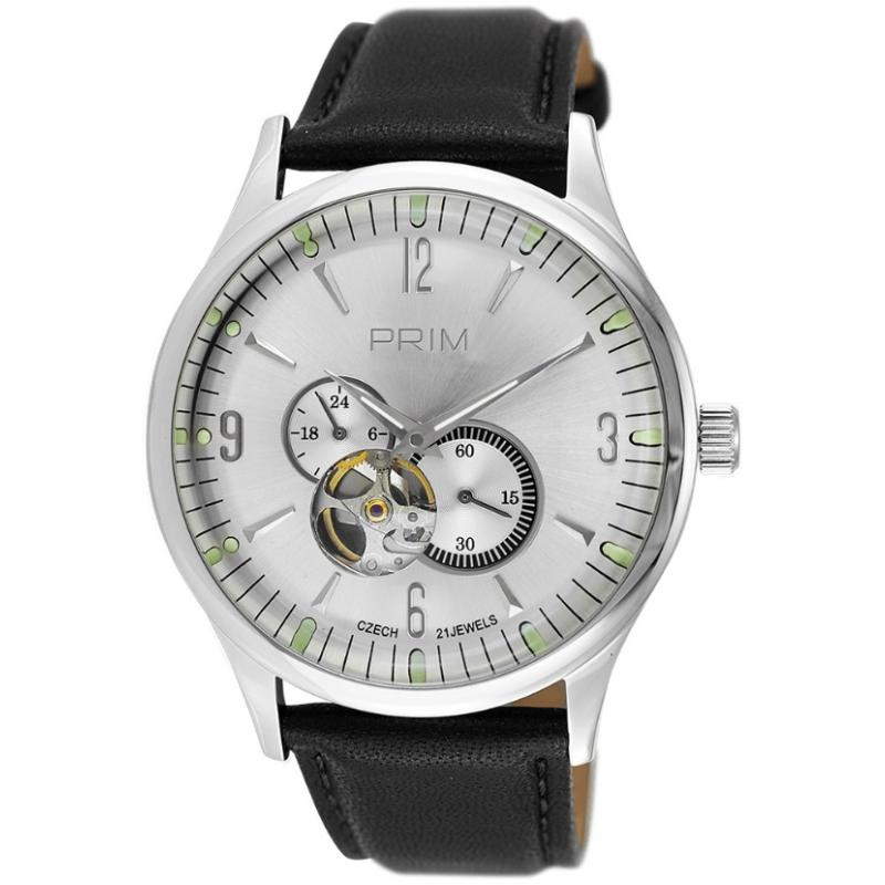 3D náhled Pánské hodinky PRIM Automat W01C.13004.A 1a8ef545270