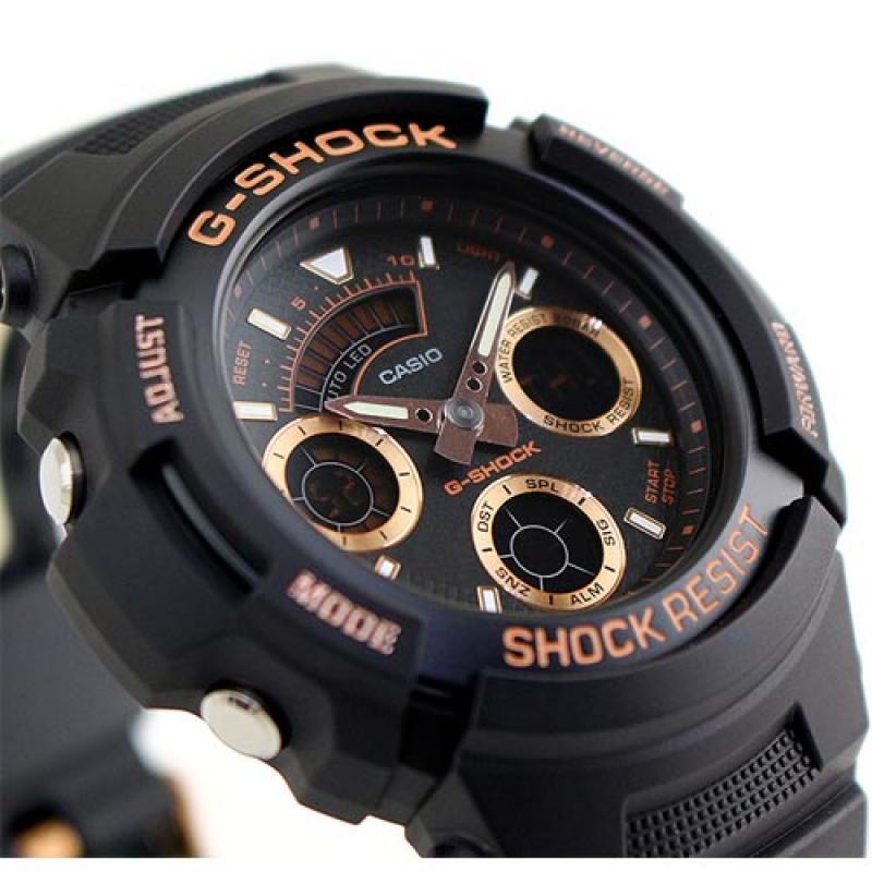 ... Pánské hodinky CASIO G-SHOCK AW-591GBX-1A4 7d0368ba57d