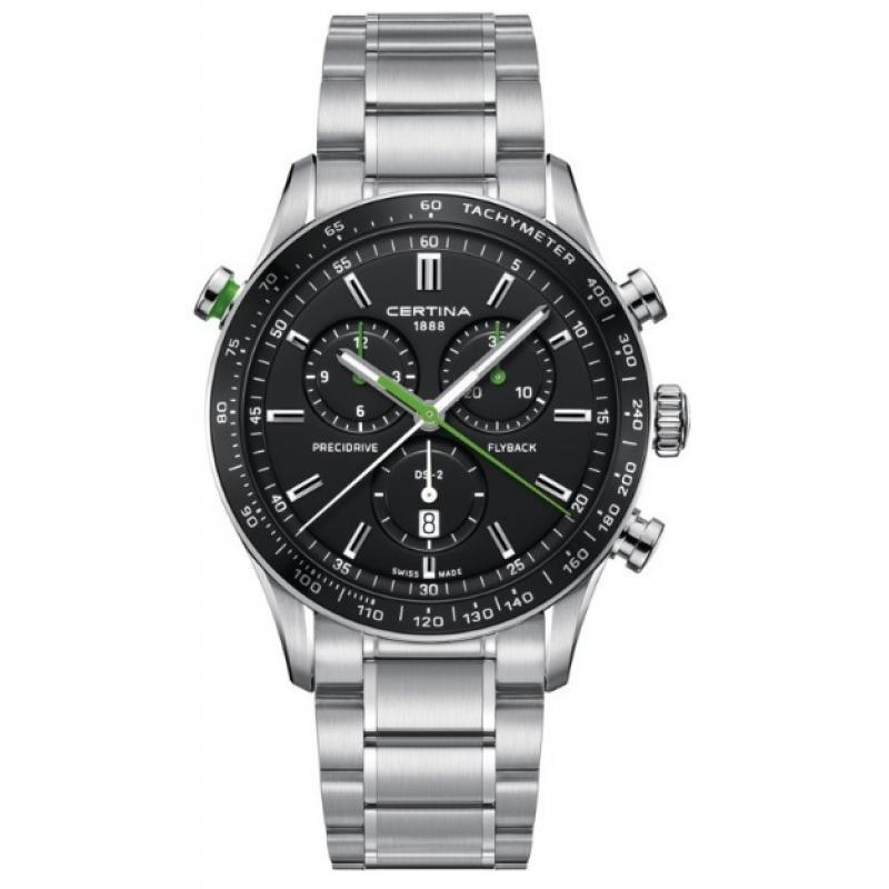 19901eaf05e 3D náhled Pánské hodinky CERTINA Precidrive Flyback DS-2 C024.618.11.051.02