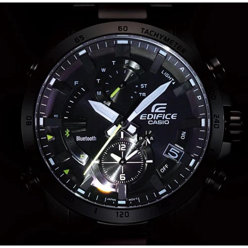 Pánské hodinky CASIO Edifice Tough Solar Bluetooth EQB-900D-1A ... 4ef1c6cfbd2