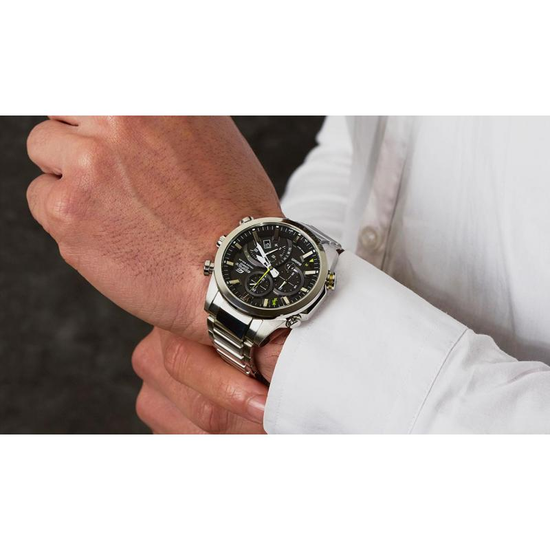 ... Pánské hodinky CASIO Edifice Tough Solar Bluetooth EQB-501D-1A ... ad36bcc6e80