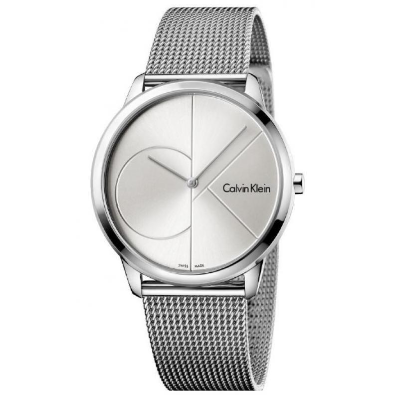 3D náhled Pánské hodinky CALVIN KLEIN Minimal K3M2112Z 43b8f012881