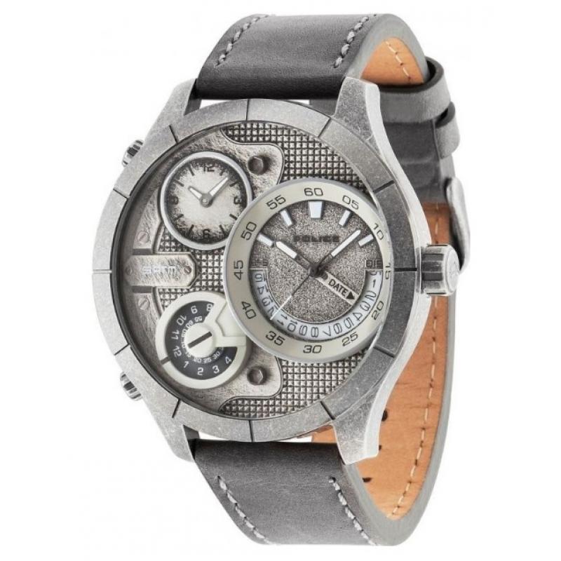 3D náhled Pánské hodinky POLICE Bushmaster PL14638XSQS 04 26719a4a58