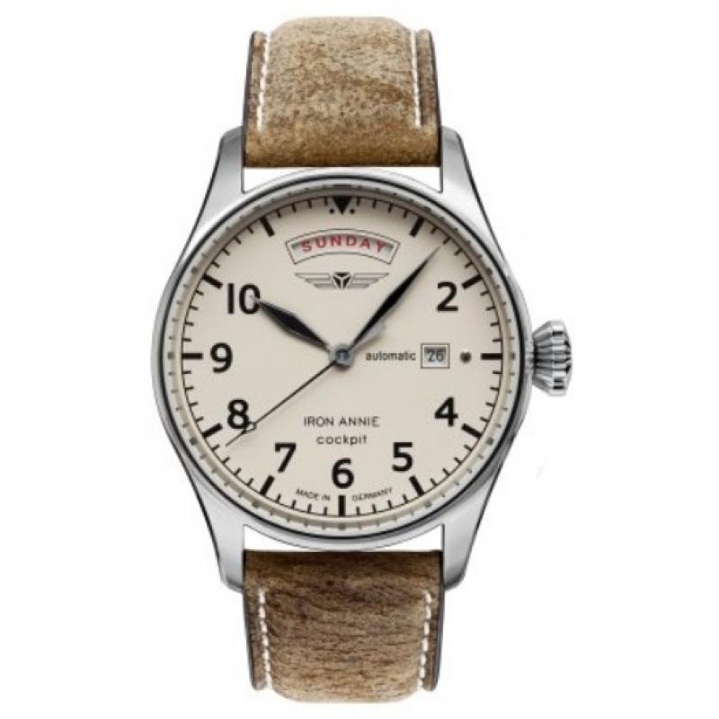 3D náhled Pánské hodinky JUNKERS Automatic 5164-3 43ca40bfd1