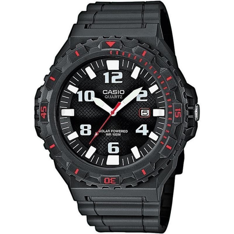 bc5551c2c87 Pánské hodinky CASIO Solar MRW-S300H-8B