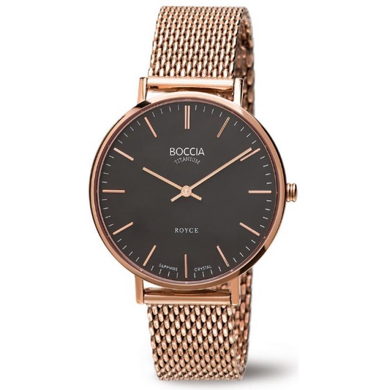 Dámské hodinky BOCCIA TITANIUM 3590-10  b91e56efb59